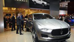 Maserati Kubang concept - Immagine: 6