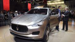 Maserati Kubang concept - Immagine: 4