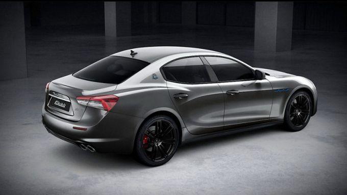 Maserati: la Ghibli 2021 in versione Sportivo