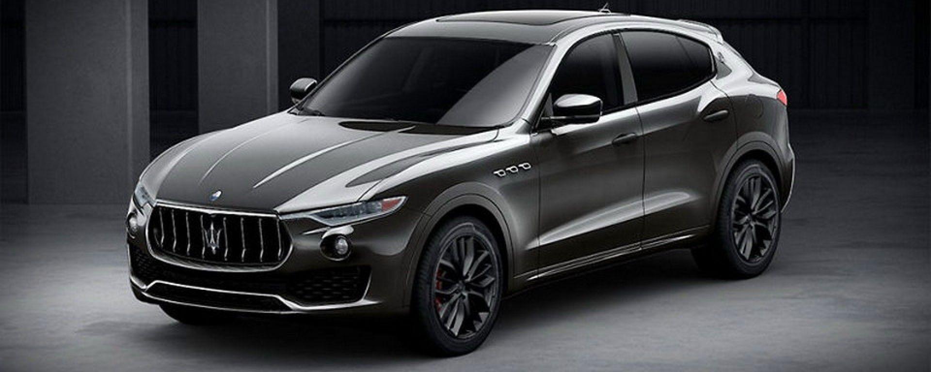 Maserati Levante 2021 Sportivo