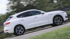 Maserati Levante 3.0 V6 Diesel: è lunga 5 metri
