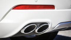 Maserati Levante 3.0 V6 Diesel: i terminali di scarico suonano alla grande
