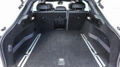 Maserati Levante 3.0 V6 Diesel: il bagagliaio è da 580 litri