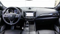 Maserati Levante 3.0 V6 Diesel: interni firmati Ermenegildo Zegna