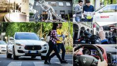 Fuorisalone: a spasso con Bosch e Maserati Levante - Immagine: 25