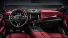 Maserati Levante GTS, gli interni