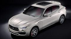 Maserati Levante: le prime foto in rete - Immagine: 3