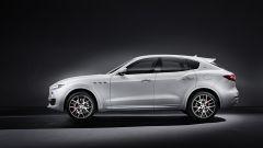 Maserati Levante: le prime foto in rete - Immagine: 1