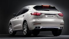 Maserati Levante: le prime foto in rete - Immagine: 4