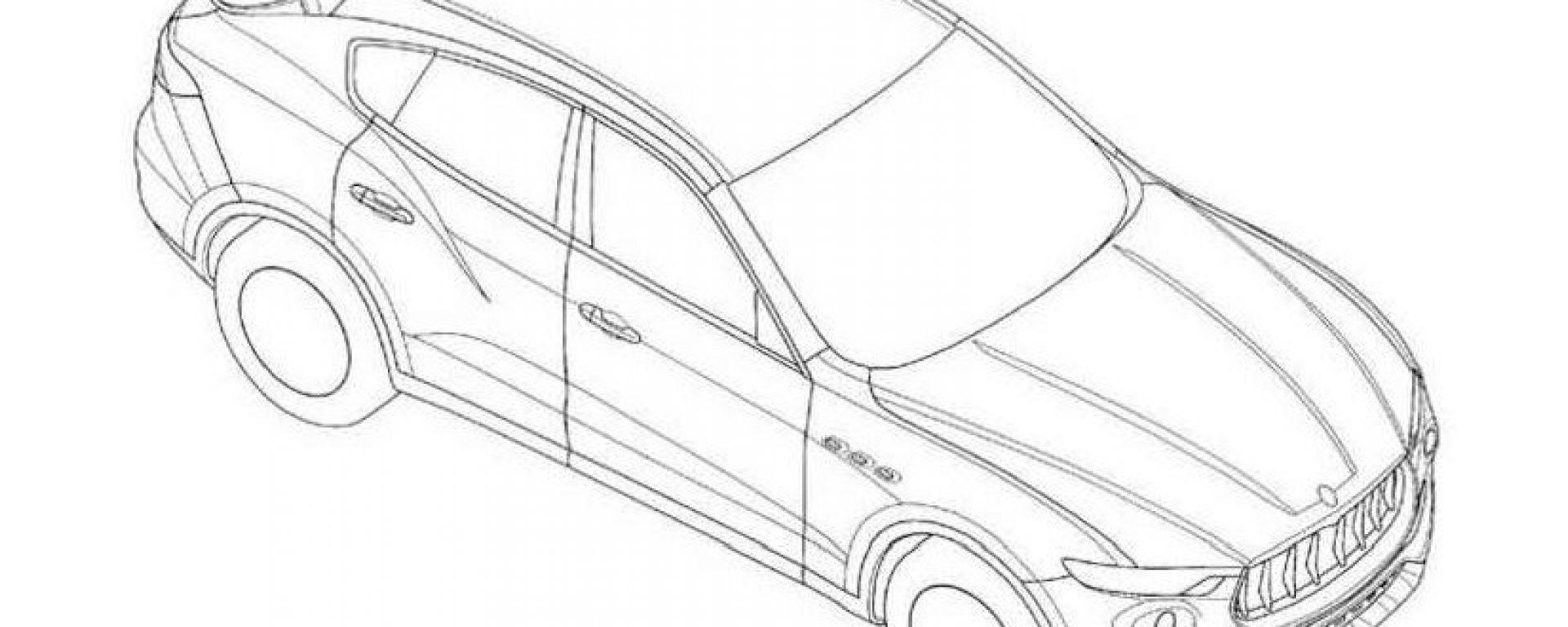 Maserati Levante: sarà così?