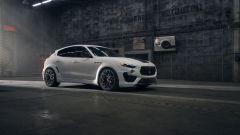 La Maserati Levante Trofeo va in palestra da Novitec - Immagine: 2
