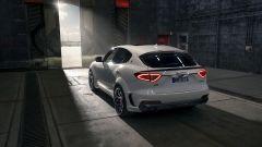 La Maserati Levante Trofeo va in palestra da Novitec - Immagine: 4
