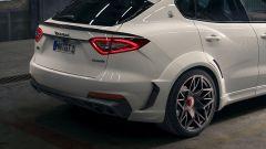 La Maserati Levante Trofeo va in palestra da Novitec - Immagine: 5