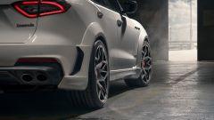 La Maserati Levante Trofeo va in palestra da Novitec - Immagine: 6