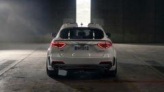 La Maserati Levante Trofeo va in palestra da Novitec - Immagine: 7
