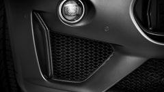 Maserati Levante Trofeo V8: dettaglio della presa d'aria
