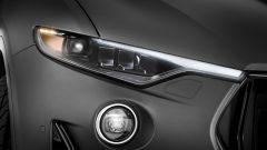 Maserati Levante Trofeo V8: la firma luminosa