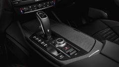 Maserati Levante Trofeo V8: la nuova leva cambio