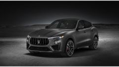 Maserati Levante Trofeo V8: vista 3/4 anteriore