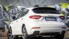 Maserati Levante 3.0 V6 Diesel: prova, dotazioni, prezzi - Immagine: 7