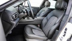 Maserati Levante 3.0 V6 Diesel: prova, dotazioni, prezzi - Immagine: 6