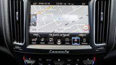 Maserati Levante 3.0 V6 Diesel: prova, dotazioni, prezzi - Immagine: 17