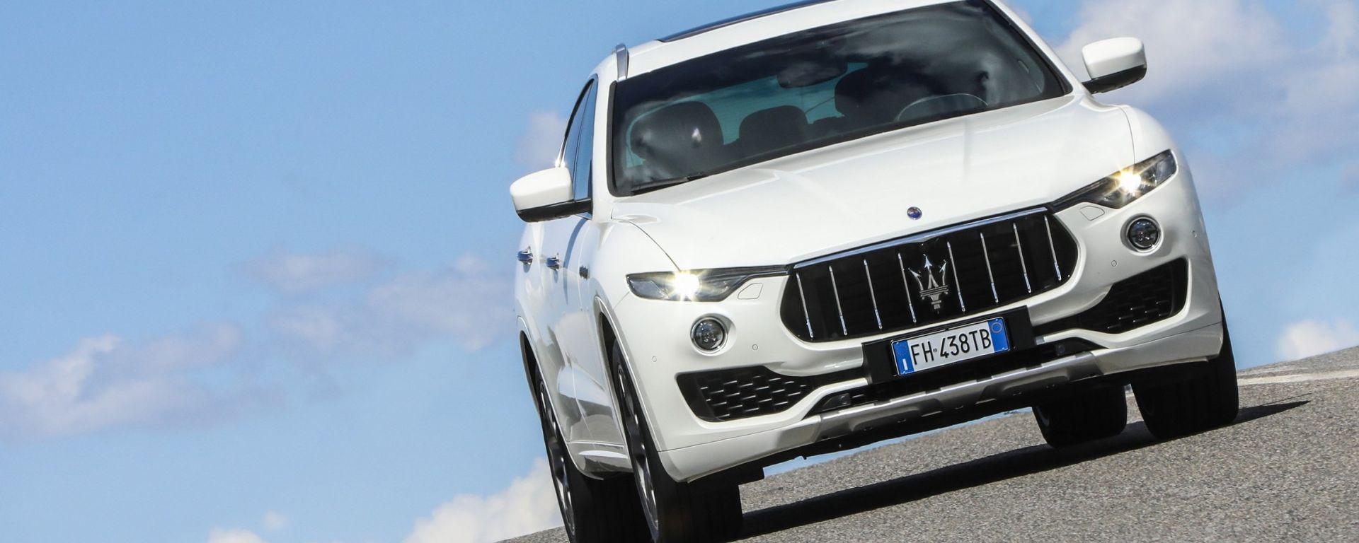Maserati Levante 3.0 V6 Diesel: prova, dotazioni, prezzi