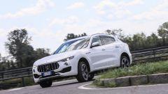 Maserati Levante 3.0 V6 Diesel: prova, dotazioni, prezzi - Immagine: 24