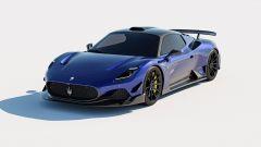 Maserati MC20 2021: Aria, il kit aero in carbonio da 7Designs