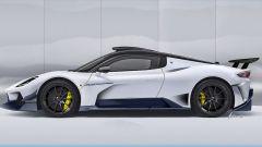 Maserati MC20 Aria, il kit aerodinamico di 7 Designs