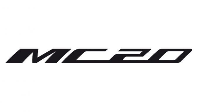 Maserati MC20, il logo