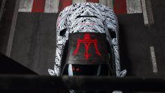 Maserati MC20: la vista dall'alto