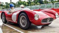 Maserati - Minardi Historic Day Imola