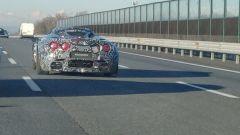 Maserati MMXX, eccola vista da dietro