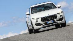 Maserati: nel futuro un SUV più piccolo della Levante