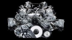 Maserati Nettuno, 630 cv a 7.500 giri