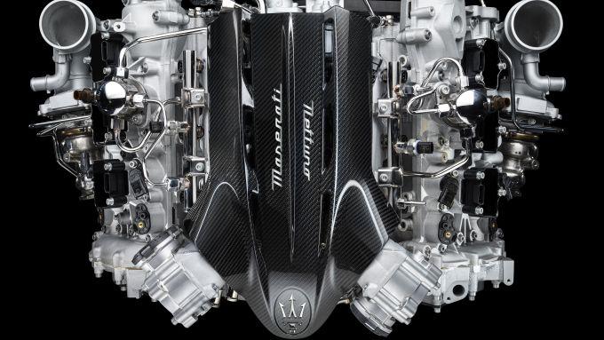 Maserati Nettuno, ecco il nuovo V6 che equipaggerà la MC20