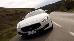 Maserati Quattroporte 2013: nuovo video - Immagine: 4