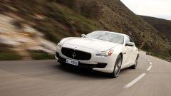 Maserati Quattroporte 2013: nuovo video - Immagine: 5