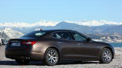 Maserati Quattroporte 2013: nuovo video - Immagine: 21