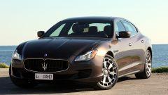 Maserati Quattroporte 2013: nuovo video - Immagine: 20
