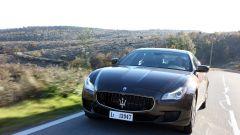Maserati Quattroporte 2013: nuovo video - Immagine: 18