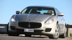 Maserati Quattroporte 2013: nuovo video - Immagine: 16