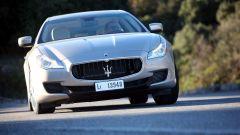 Maserati Quattroporte 2013: nuovo video - Immagine: 9