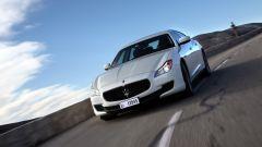 Maserati Quattroporte 2013: nuovo video - Immagine: 6