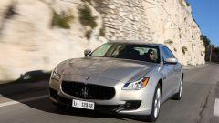 Maserati Quattroporte 2013: nuovo video - Immagine: 10