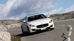 Maserati Quattroporte 2013: nuovo video - Immagine: 3