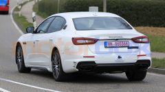 Maserati Quattroporte facelift 2021: posteriore