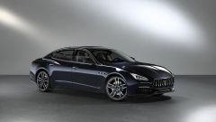 Maserati Quattroporte Gran Lusso Special Edition Ermenegildo Zegna