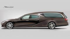 Maserati Ghibli G3.0: al cimitero con stile - Immagine: 1